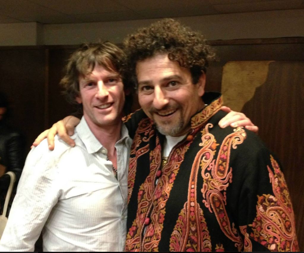 Justin Zalewski And David Wolfe