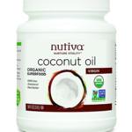 Nutiva 100% Organic Extra Virgin Coconut Oil 1.6 ltr