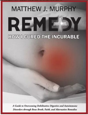 Remedy How I Cured The Incurable